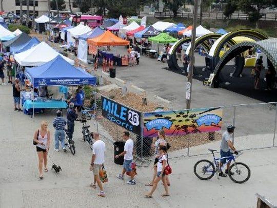 The Ventura Marathon returns this weekend.