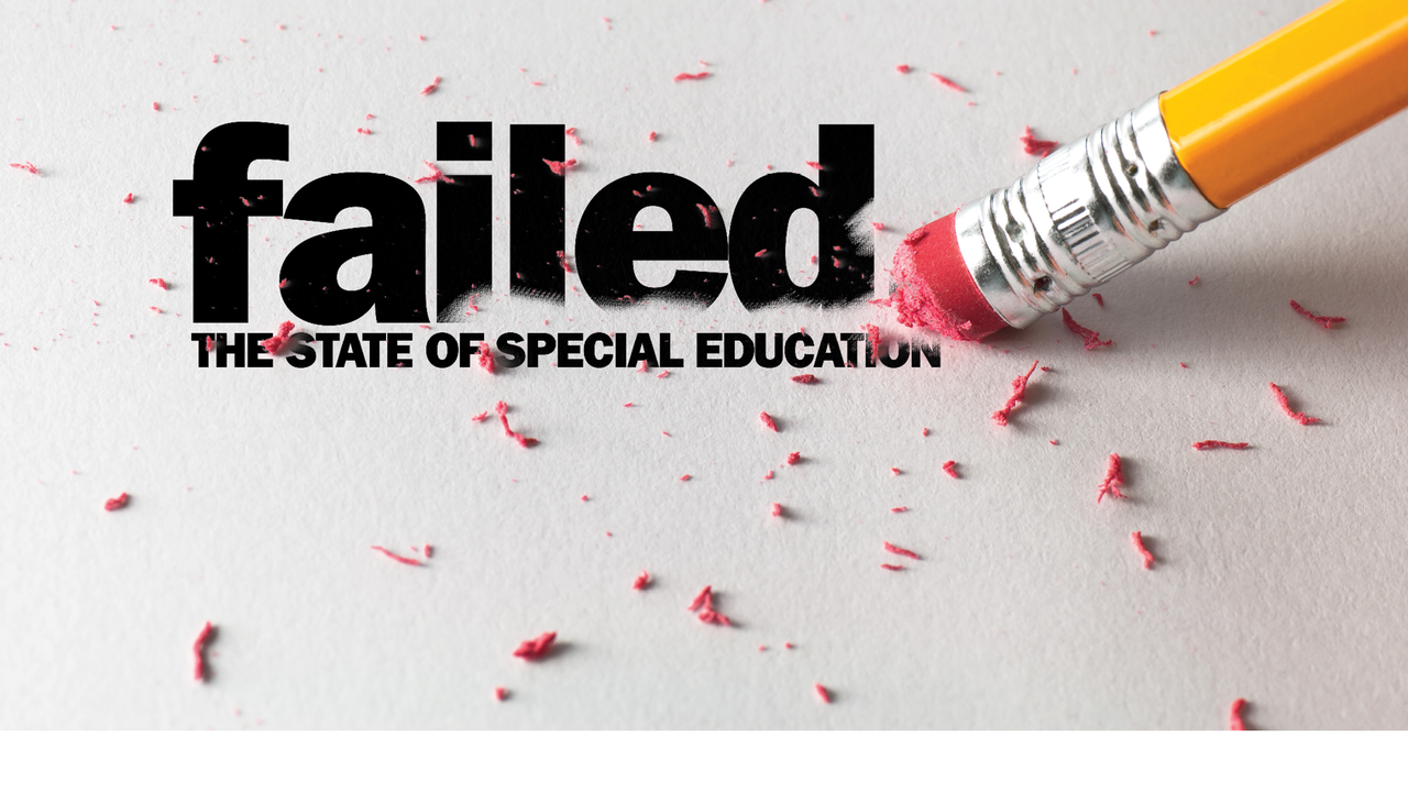 For two years, the Reno Gazette-Journal has investigated the state of special education in Washoe County, which has left students with disabilities behind and some abused.