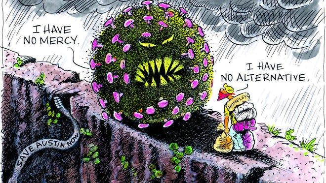 Illustration by M. Scott Byers