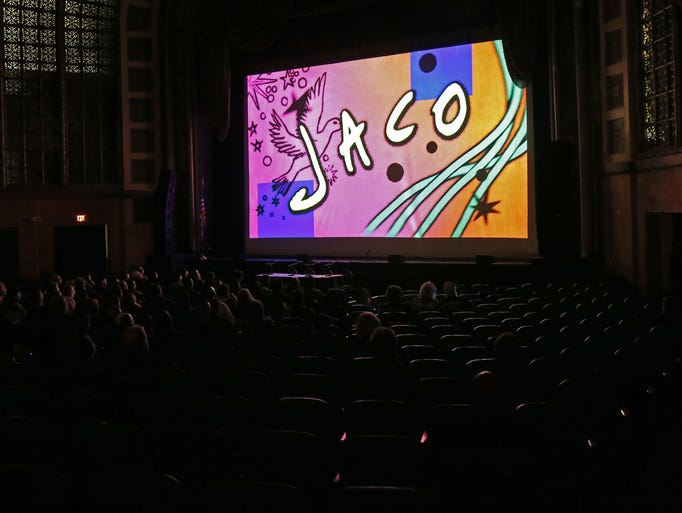 """Photo of the introduction of the film """"JACO"""" at the"""