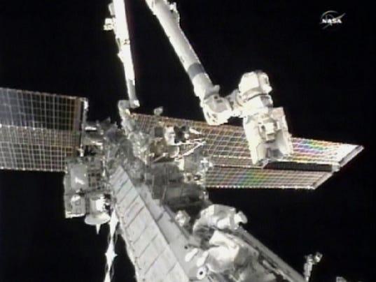 Spacewalk 2010