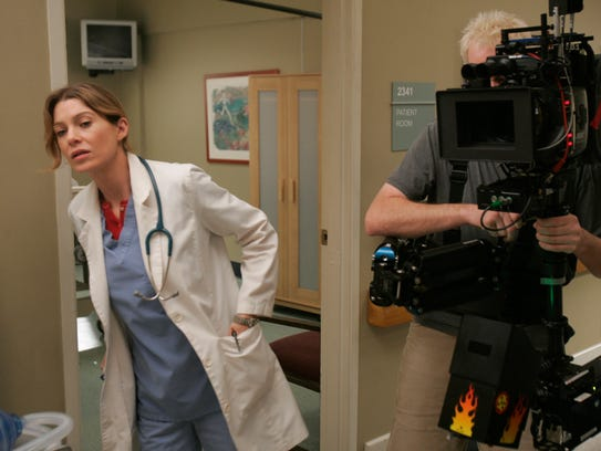 Ellen Pompeo is Meredith Grey on the longtime ABC series