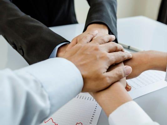 BusinessMergerPartnership