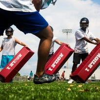 Prep Football: Collier County public schools return to field