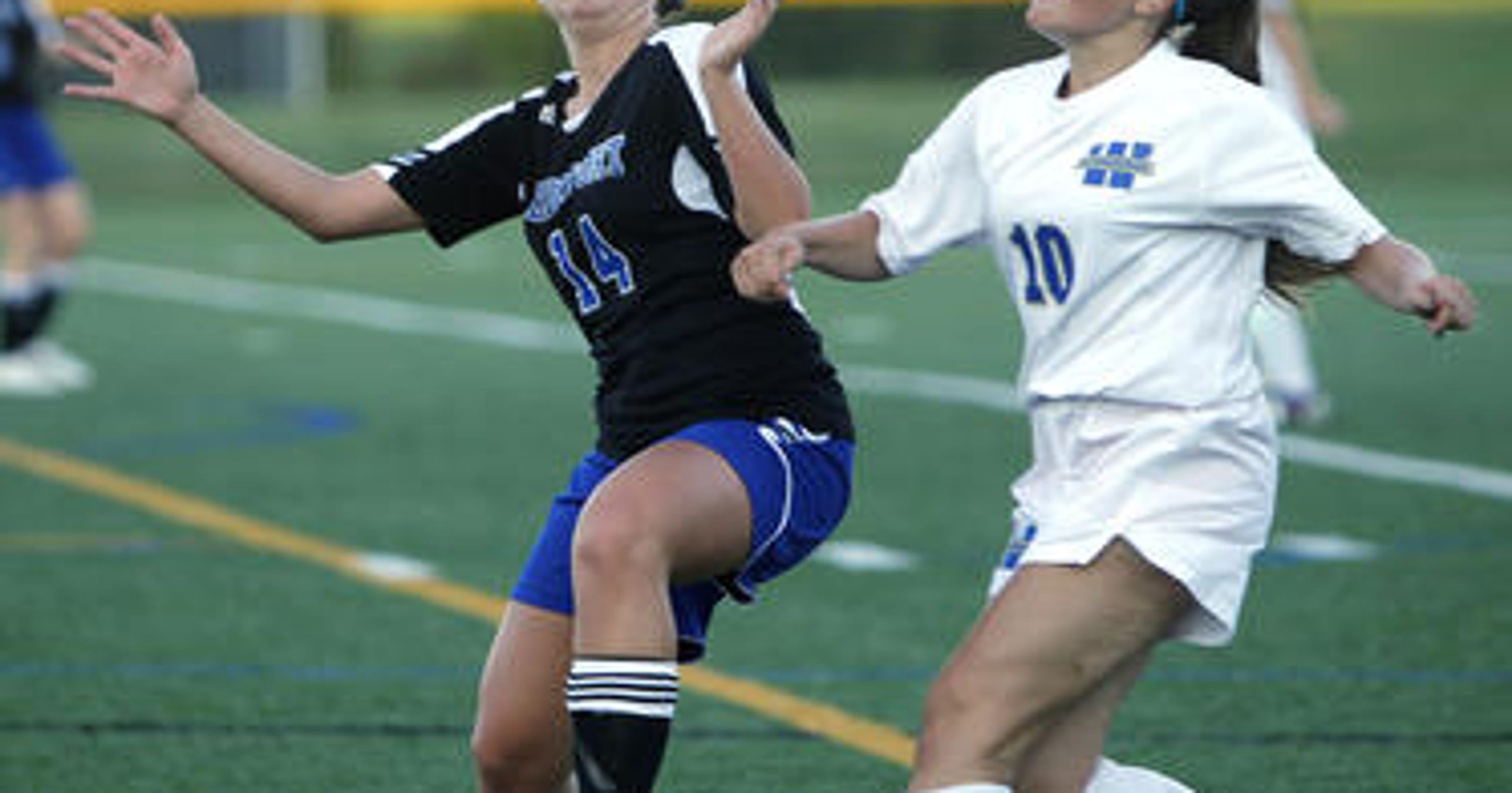 Blog: Capsules on Section V's Top 10 large-school girls soccer teams