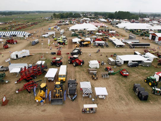 Outagamie County hosted the 2012 Wisconsin Farm Technology