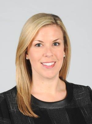 Amanda Butterworth, class of 2016 40 under 40 honoree.
