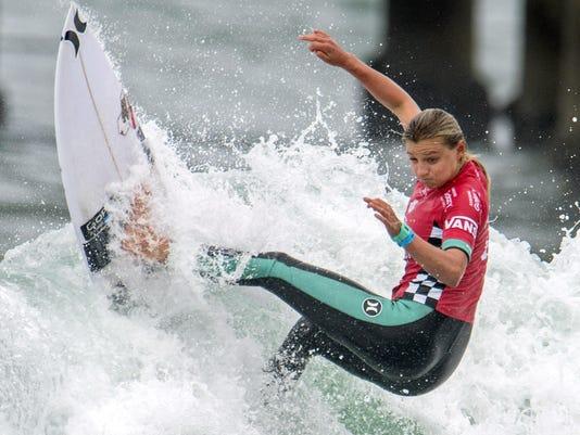 US Open Surfing