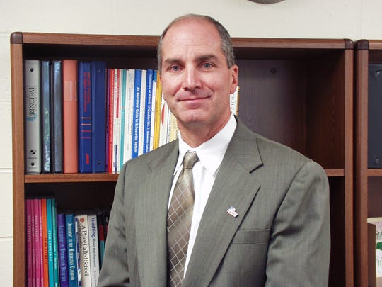 Thomas Gialanella was named interim superintendent of Brick schools.