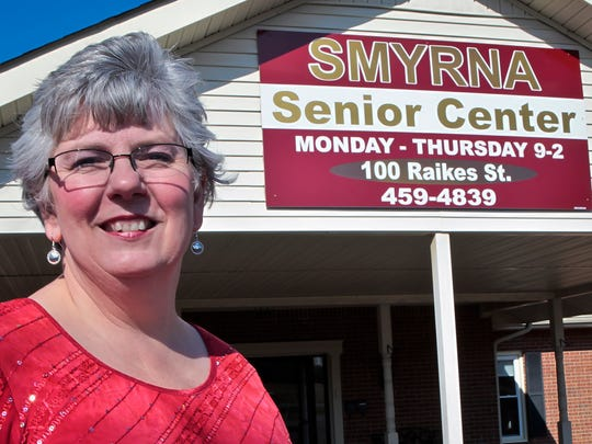 Fran Dunne has made big changes at the Smyrna Senior Center over the last year, adding programs as well as members. Hours are changing to 9 a.m. to 4 p.m. Monday through Thursday beginning March 1.