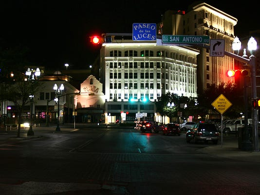 DOWNTOWN LIGHTS