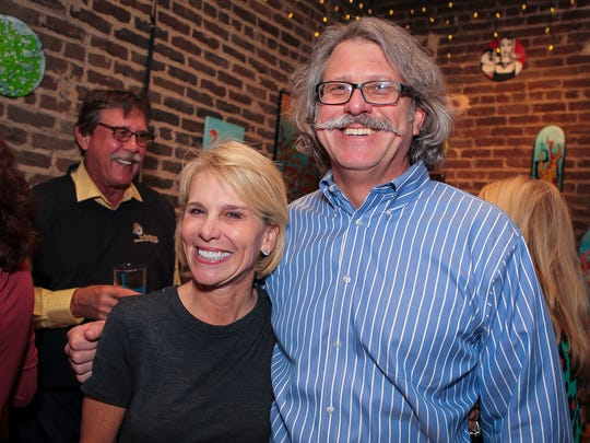 Bluebird in the Boro was held March 6-8 at Mayday Brewery in Murfreesboro, with proceeds benefiting Alive Hospice of Murfreesboro.