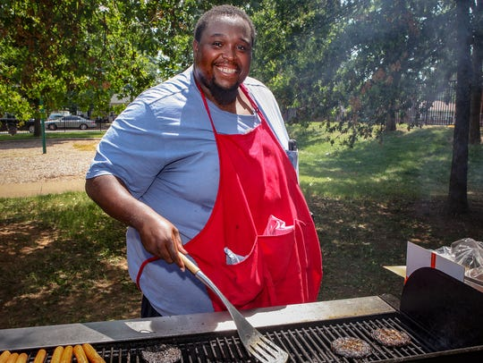 Expert grillers are pitted against each other and patrons get the tasty reward at the annual BBQ Festival.