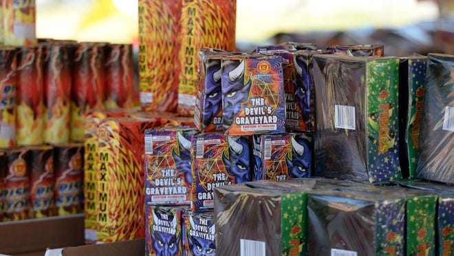 A change in state law in late 2017 began allowing residents to purchase and use consumer-grade fireworks in Pennsylvania.