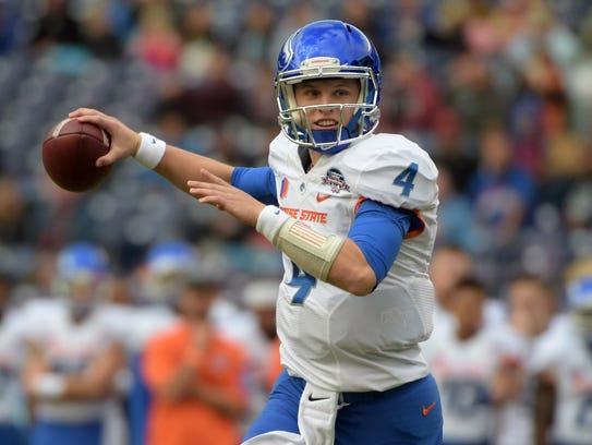 Brett Rypien gained invaluable experience at quarterback