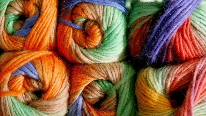 Brand-new knitters have plenty of resources, including craft stores and online videos.