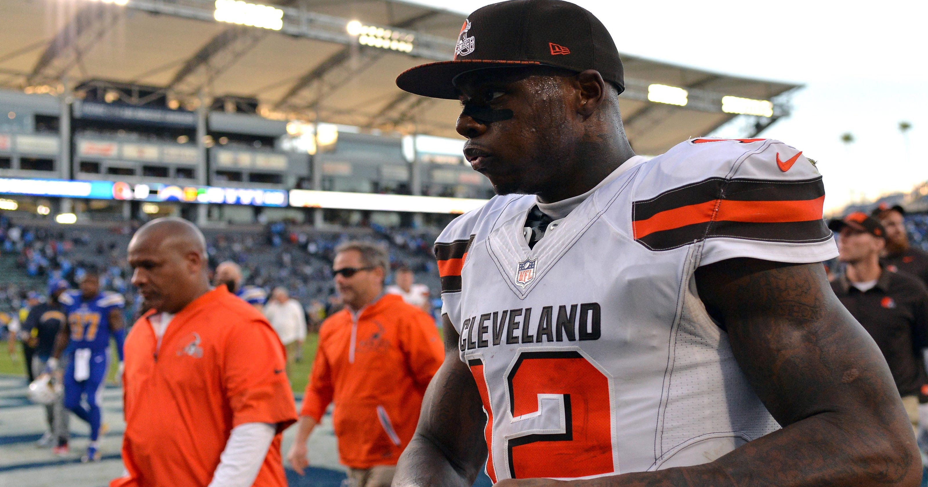 Browns WR Josh Gordon placed on non-football illness reserve list but  tweets he ll be  ready and available  542c08630
