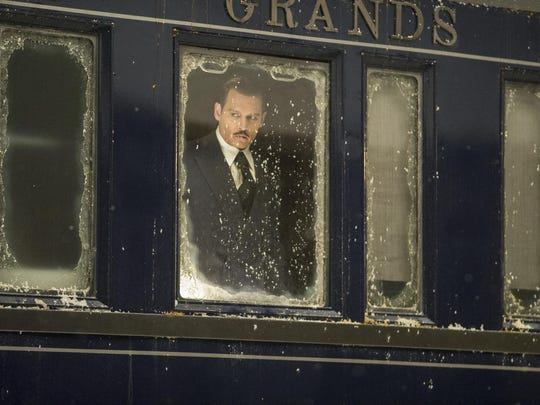 Film Review Murder on the Orient Express