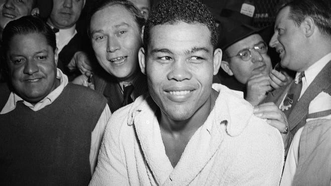 Joe Louis was the heavyweight champion of the world for 12 years.