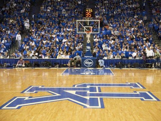 University Of Kentucky Athletics October An Exciting: Kentucky Basketball's Davis, Cousins And Rondo Return For
