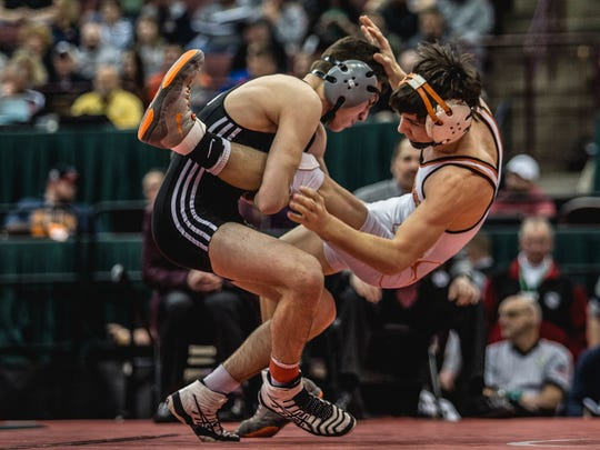 Dylan D'Emilio is a verbal commit to Ohio State with three state championships as a junior.