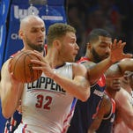 Los Angeles Clippers forward Blake Griffin (32) is