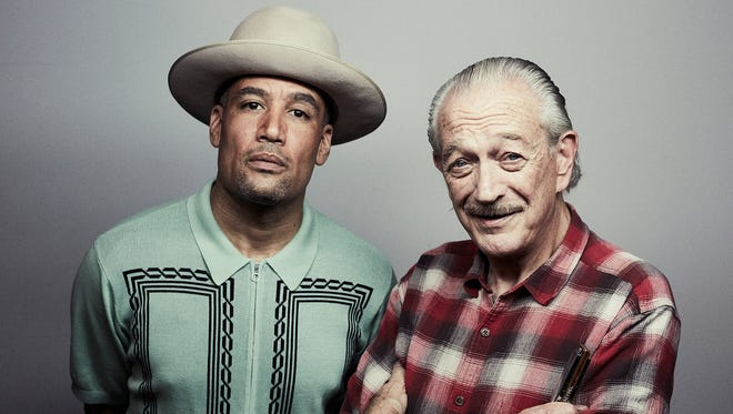 Ben Harper and Charlie Musselwhite unite for two shows this weekend at Higher Ground.