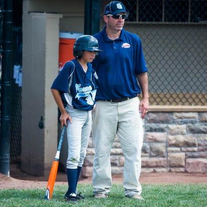 South Burlington's 11- and 12-year-old Little League