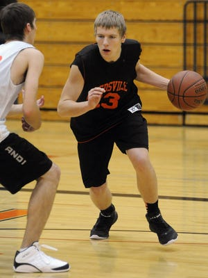Wyatt Hassemer is expected to play a big role for Reedsville this season.