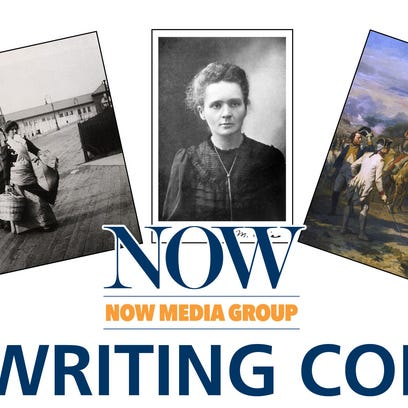 Student writing contest winners announced