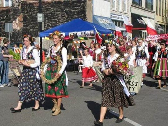 Dozynki Harvest Festival will be held Sept. 17, 2017