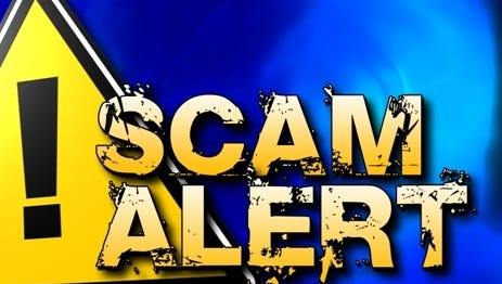 Residents are being warned of a flood grant scam.