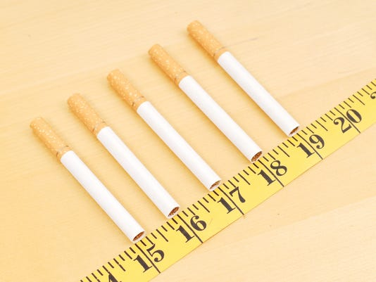 Weight-conscious smokers less likely to try quitting, study shows