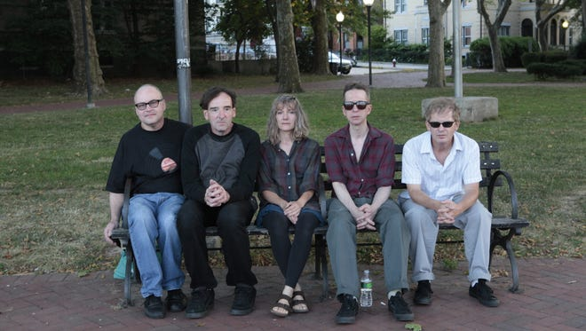 The Feelies will perform a rare concert at World Cafe Live at the Queen in Wilmington Friday night.