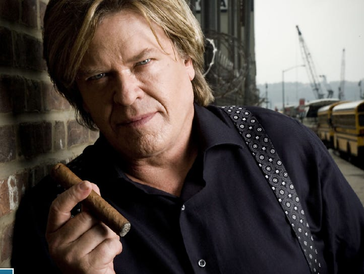 Comedian Ron White to perform at the Montgomery Performing