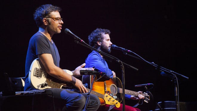 In their first tour since 2014, Flight of the Conchords, comprised of Jemaine Clement and Bret McKenzie, will play a June 9 show at The Capitol Theatre in Port Chester.