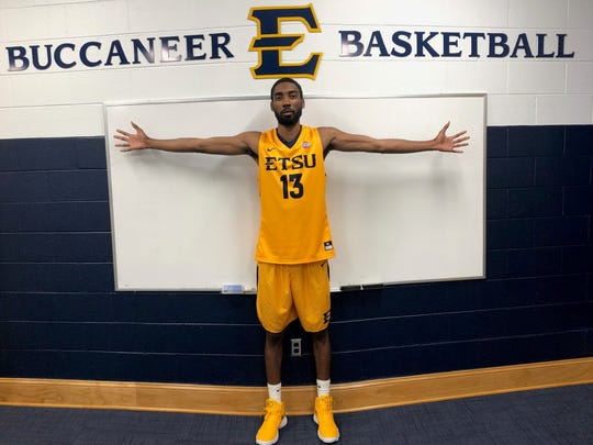 Octavian Corley, a 2016 McQueen graduate, signed with East Tennessee State last week.