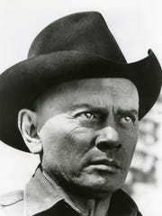 "Yul Brynner in the original ""Westworld"""