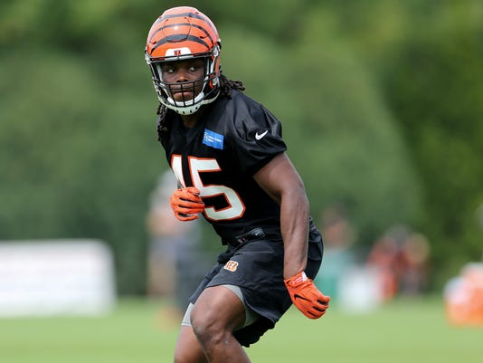 072618_BENGALS_182, Cincinnati Bengals training camp, 7/26/18