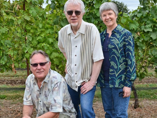 Mitch Lies and the Alibis will play blues, country, folk and rock, noon to 3 p.m. April 15 at the Wooden Shoe Tulip Festival in Woodburn.