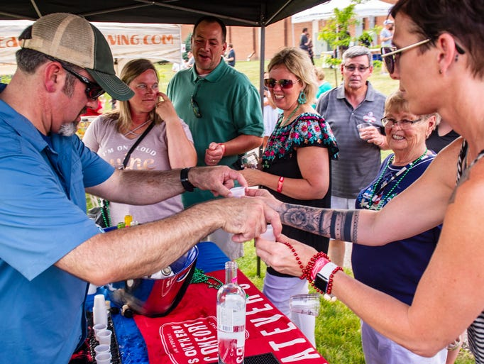 The Altoona Chamber's annual Wine and Craft Beer Fest