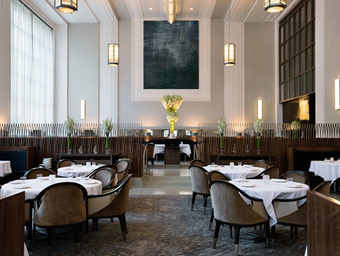 New York City's Eleven Madison Park ranks No. 4 on