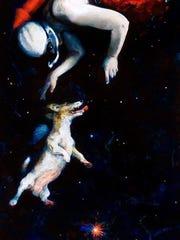 Stuart Riordan art to be auctioned at Artopia