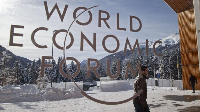 The world's political and business elite are being urged to do more than pay lip service to growing inequalities around the world as they meet at the World Economic Forum in Davos, Switzerland.