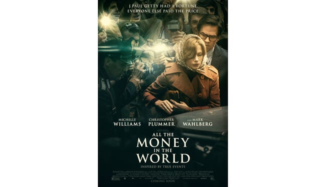"""Advance screening of """"All the Money in the World"""""""