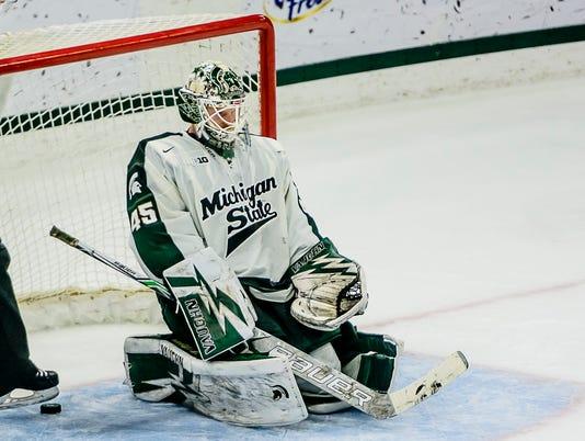MSU vs Michigan Hockey