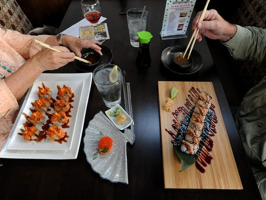 062510 Zensai Sushi