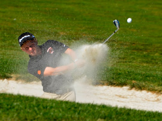 Central York's Carson Bacha plans to compete in the Bubba Conlee National later this summer in Tennessee. YORK DISPATCH FILE PHOTO