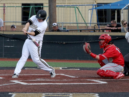 Henrietta's Westron Max was a threat every time up, hitting .417 with a .500 on-base percentage for the Bearcats. He made the TSWA All-State team as an honorable mention first baseman.