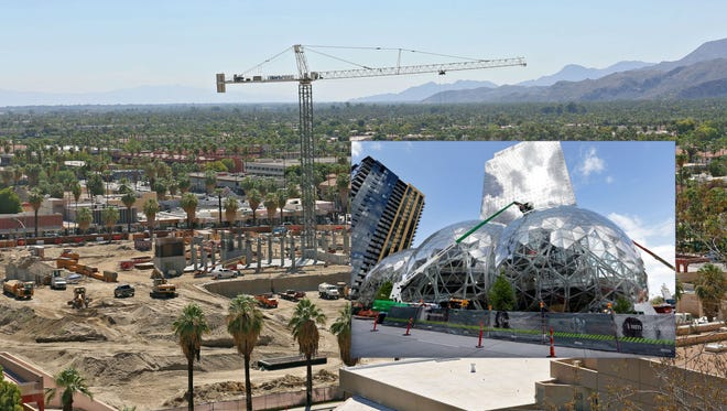 Could Palm Springs be the ideal location for Amazon's second headquarters?